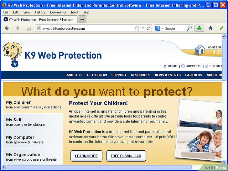 Imagen titulada Restrict Web Browsing Using Firefox Step 4