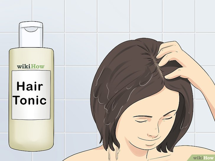 Imagen titulada Moisturize Your Scalp Step 3