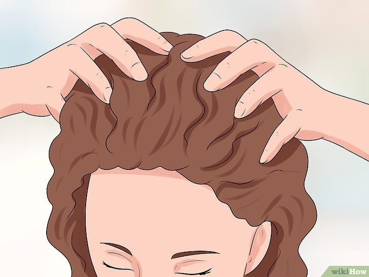 Imagen titulada Moisturize Your Scalp Step 9