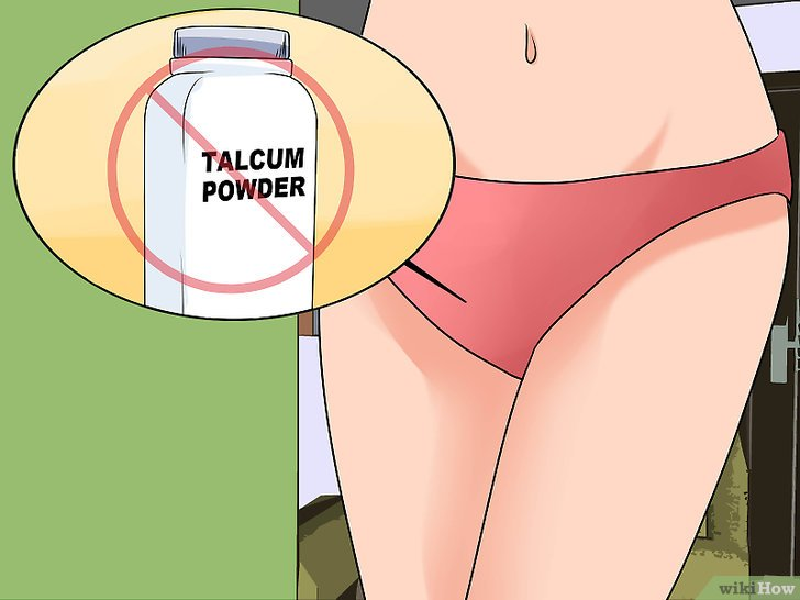 Imagen titulada Use Talcum Powder Safely Step 4