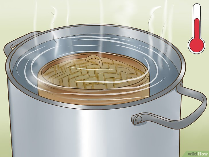Imagen titulada Clean a Bamboo Steamer Step 2